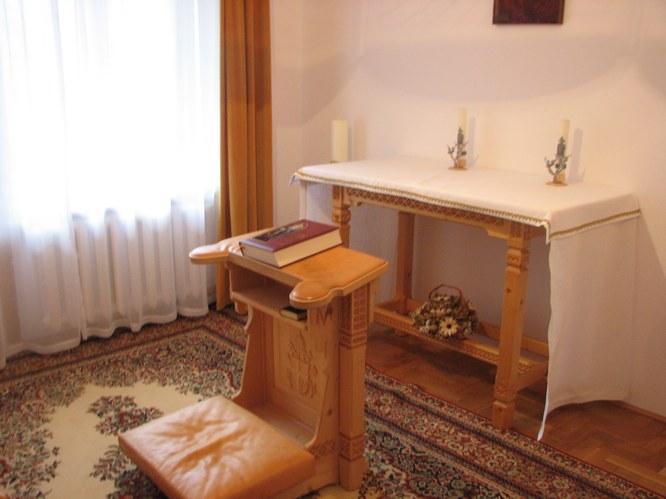 Zapis z czasu pobytu Ojca Świętego Jana Pawła II